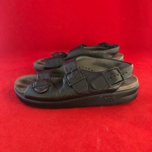 SAS Tripad Comfort Relaxed Leather Sandals